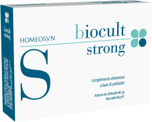 Biocult Strong 20 Bustine